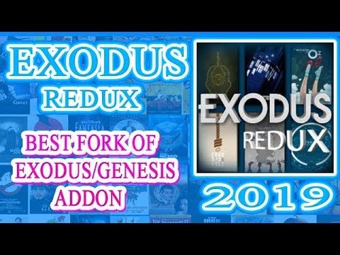 2019 - How to install EXODUS REDUX addon on Kodi 17 krypton