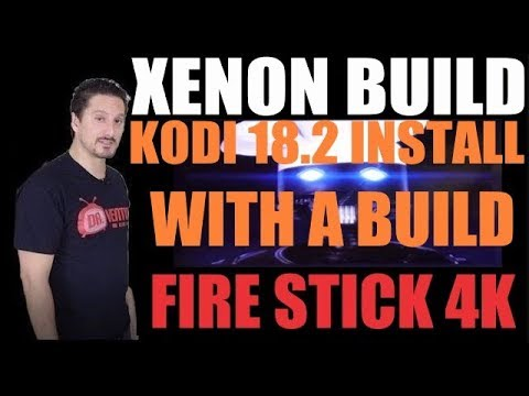BEST NEW & FAST  KODI 18 2 BUILD OF 2019 💥XENON BUILD - Pin System