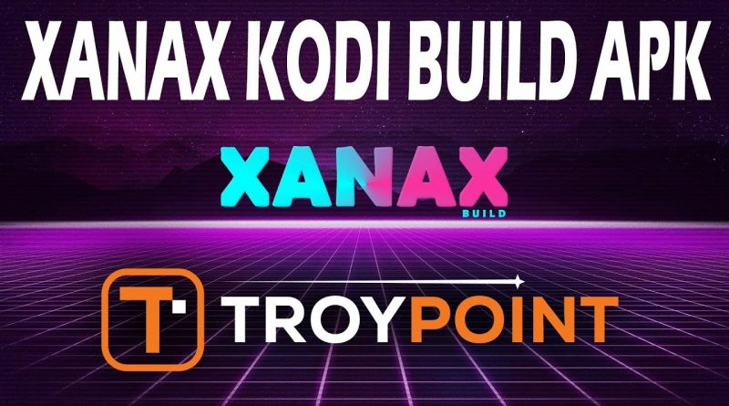 Xanax Kodi Build APK - Run 2 Instances of Kodi - Pin System