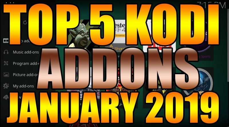Best Kodi Addons January 2020.Top 5 Kodi Addons January 2019 From One Repo For All
