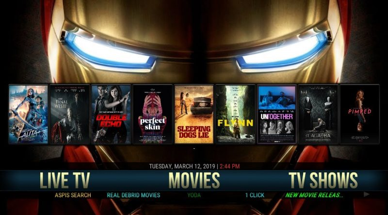BEST NEW & FAST 🔥 KODI BUILD FOR KODI 18 LEIA MARCH 2019