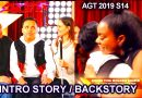Kodi Lee Intro Story /Backstory Autistic Singer Golden Buzzer | America's Got Talent 2019 Audition