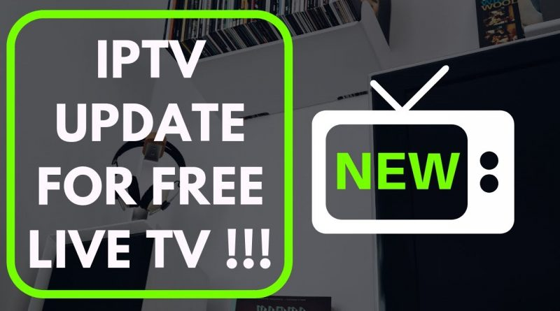 Updated Live TV App Setup For The Amazon Firestick July 2019 - Pin
