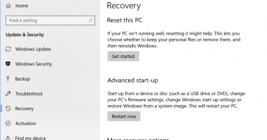 Here is what is new in Windows 10 version 2004