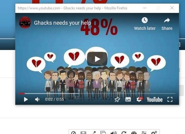 Enhancer for YouTube is an add-on for Firefox and Chrome
