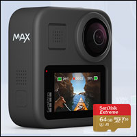 GoPro Max 360 Wins Reviewers' Plaudits