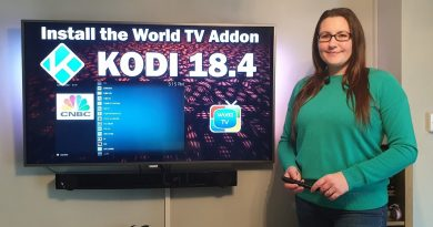 HOW TO INSTALL THE WORLD TV ADDON ONTO KODI 18.4 FOR AMAZING LIVE TV | 2019