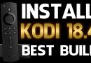 FASTEST & BEST KODI 18.4 BUILD EVER 💥 NOVEMBER 2019 💥MAZE Build Install for Firestick & Android