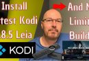 Install Latest Kodi 18.5 Leia And No Limits Build On Amazon Fire Stick!