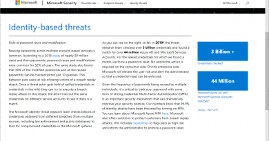 Microsoft: 44 million Microsoft accounts use leaked passwords