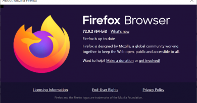 Firefox 72.0.2 will be released later today