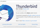 Thunderbird 68.4.1 is a security update