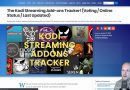 The Kodi Streaming Add-ons Tracker! (Voting / Online Status / Last Updated)