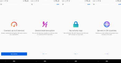 Mozilla launches Firefox Private Network VPN for Android