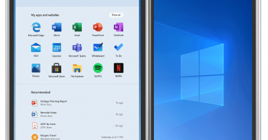 Rumor: Microsoft preparing to remove Live Tiles from Windows 10