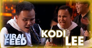 Blind AND Autistic Singer Kodi Lee WOWS the Judges With His INCREDIBLE Talent | VIRAL FEED