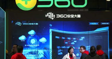 Chinese tech company criticises US for 'politicizing business'