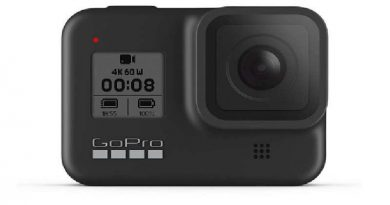 GoPro Hero8 Black can now be used as an HD webcam