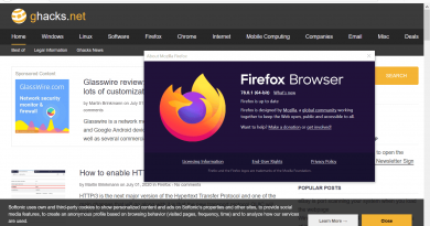 Mozilla pauses Firefox 78.0 rollout, prepares Firefox 78.0.1