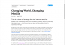 Mozilla lays off 250 employees in massive company reorganization