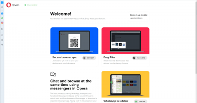 Opera browser gets improved sync and other new features