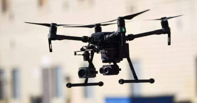 Chinese firm tests drone swarm technology: Report