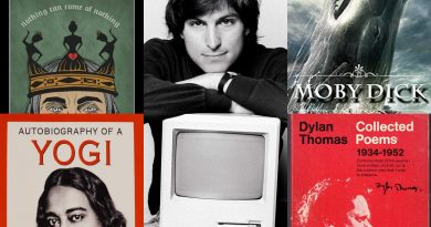9 books that 'influenced' Apple co-founder Steve Jobs