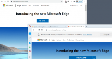 Microsoft makes it difficult to download Microsoft Edge with Firefox and Chrome