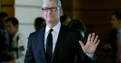 Apple CEO Tim Cook refuses to comment on rumoured Apple Car