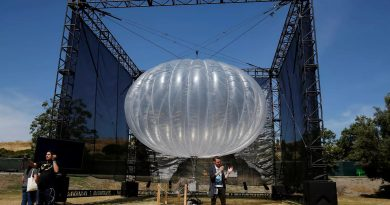 Google parent Alphabet is shutting down its 'balloon internet company'