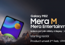 Samsung Galaxy M02 to launch in India on February 2