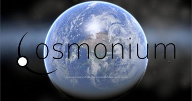 Cosmonium is an open source 3D astronomy and space exploration software