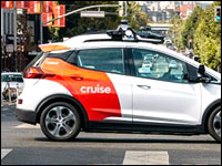 Microsoft, GM, Cruise Partner on Self-Driving Cars