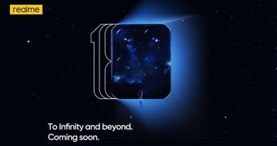 Realme teases device launch with 108MP camera, could be Realme 8