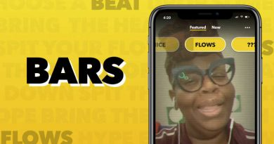Facebook launches TikTok-like app for creating, sharing raps
