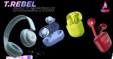 Boat launches 'TRebel' collection of audio wear, price starts Rs 399
