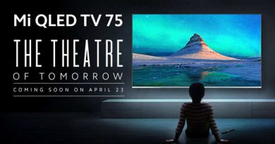 Xiaomi Mi QLED TV 75 to launch in India on April 23