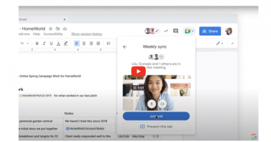 Google brings new features to Meet, Docs and more