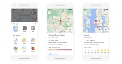 Google Maps to soon start showing air quality in India