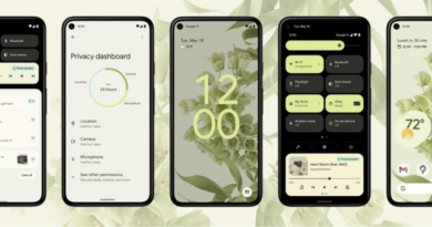Android 12 unveiled: New features, design and more