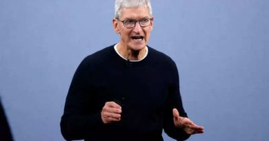 Tim Cook says proposed EU tech rules threaten security of Apple iPhones