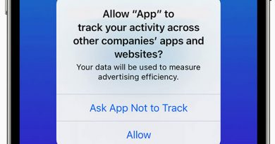 Allow App to Track? Most iOS 14.5 Users Tap Fuggedaboutit!