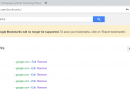Google is shutting down Google Bookmarks. Here are alternatives
