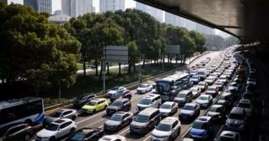 China tells firms to boost cyber, data security oversight on connected vehicles